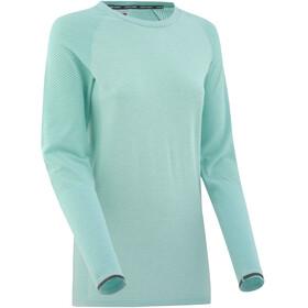 Kari Traa Eva - T-shirt manches longues Femme - turquoise